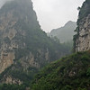 Mist on Xiling Gorge
