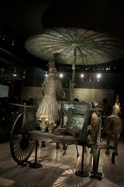 Bronze Chariott