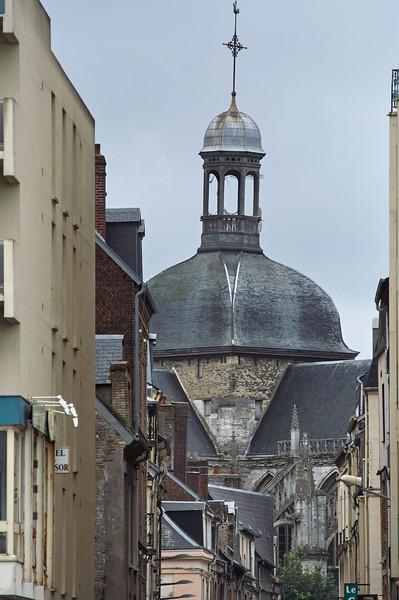 Spire of Église Saint-Jacques
