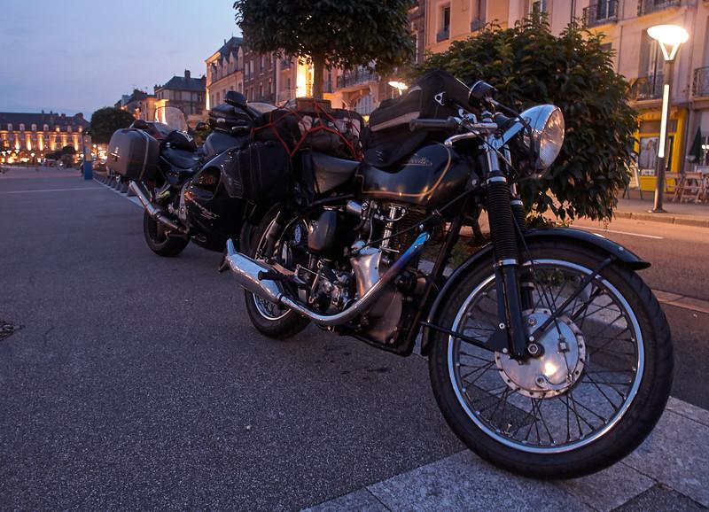 Velocette 500cc