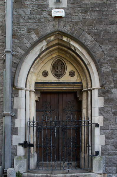 Doors, Christ Church Cathedral