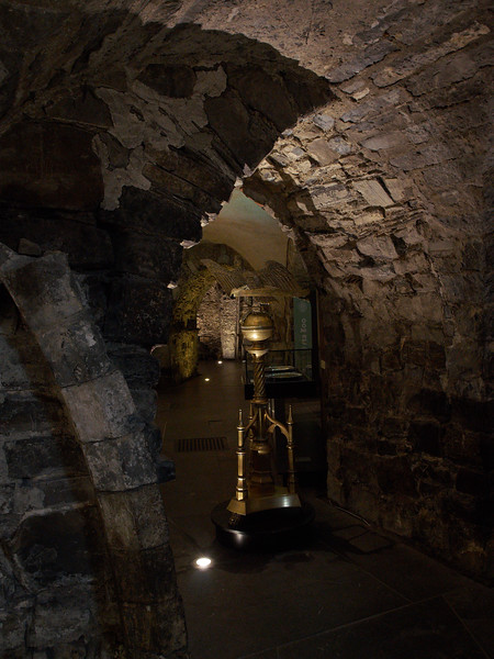 Crypt, Christ Church Cathedral