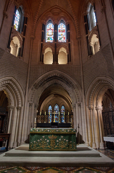 Alter, Christ Church Cathedral