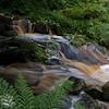 Waterfall on the Glencree River