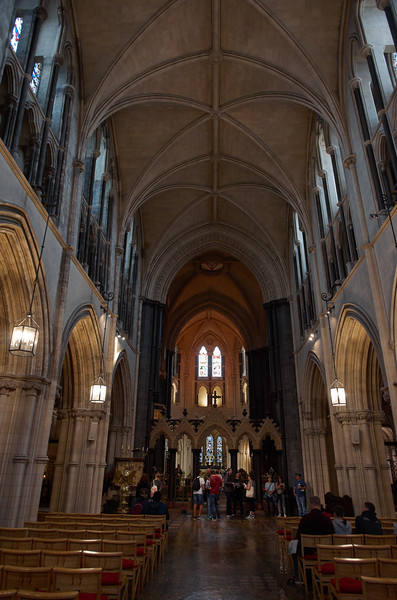 Nave, Christ Church Cathedral