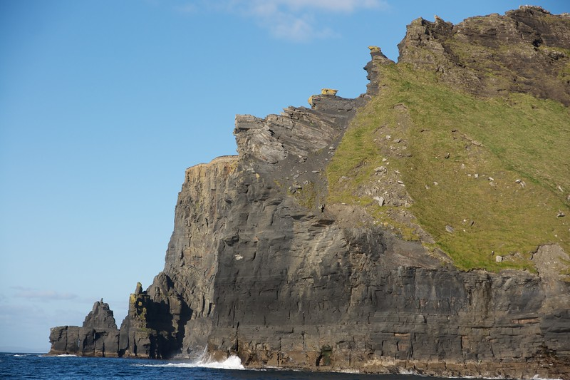 Cliffs of Moher from Sea #2