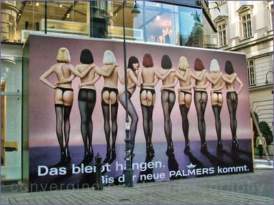 """""""Vienna Billboard""""  Vienna, Austria."""