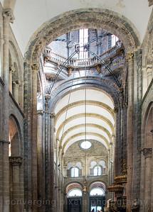 Santiago de Compostela, Vigo, Spain:  St. James Cathedral