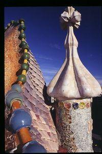 Casa Batllo rooftop (3)