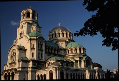 Alexander Nevski Cathedral - Sofia (1)