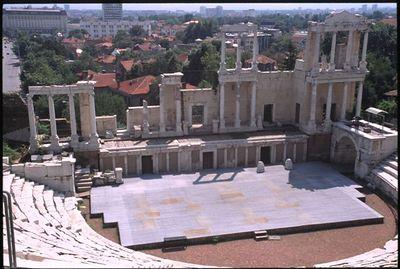 Roman Amphitheater - Plovdiv (1)