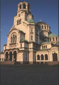 Alexander Nevski Cathedral - Sofia (2)