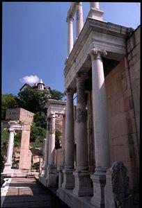 Roman Amphitheater - Plovdiv (2)