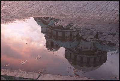 Alexander Nevski Cathedral reflection (1)