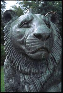 Lion Statue - Sofia