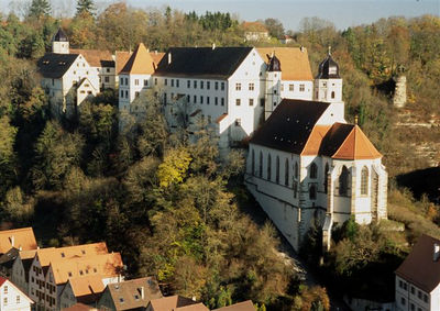 Haigerloch castle