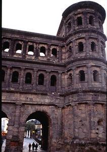 Porta Nigra, Roman gateway in Trier