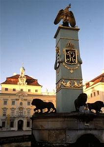 Ludwigsburg Palace court yard