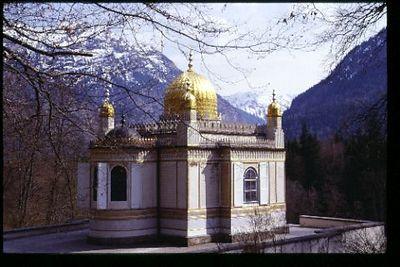 """""""Moorish Pavilian"""", Linderhof Castle, Bavaria"""
