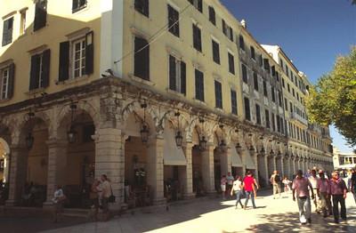 Kerkyra or Corfu Town (2)
