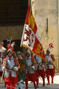 'In Guardia' reenactment, Fort Saint Elmo, Valletta (1)
