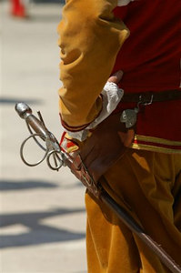 'In Guardia' reenactment, Fort Saint Elmo, Valletta (4)