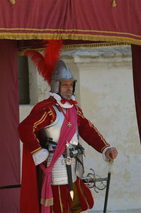 'In Guardia' reenactment, Fort Saint Elmo, Valletta (2)