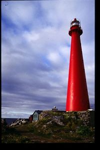 Lighthouse at Andenes
