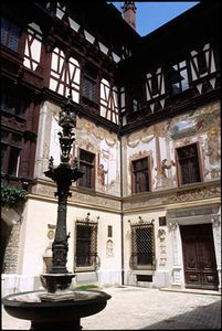 Interior if Peles Castle