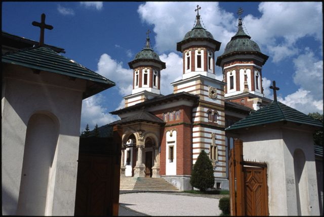 Orthodox Abby near Sinaia