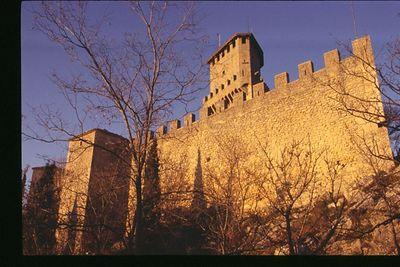 Castle (1) - San Marino