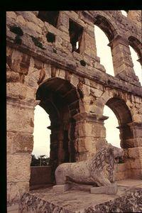 Roman Amphitheater (3) - Pula, Croatia