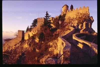 Castle (2) - San Marino