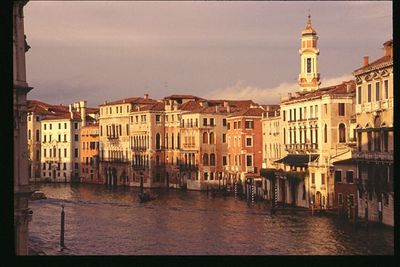 Grand Canal from the Realto Bridge - Venice