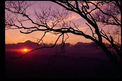 Zen sunset (2) - San Marino