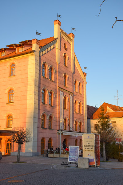 The Hotel Budweis