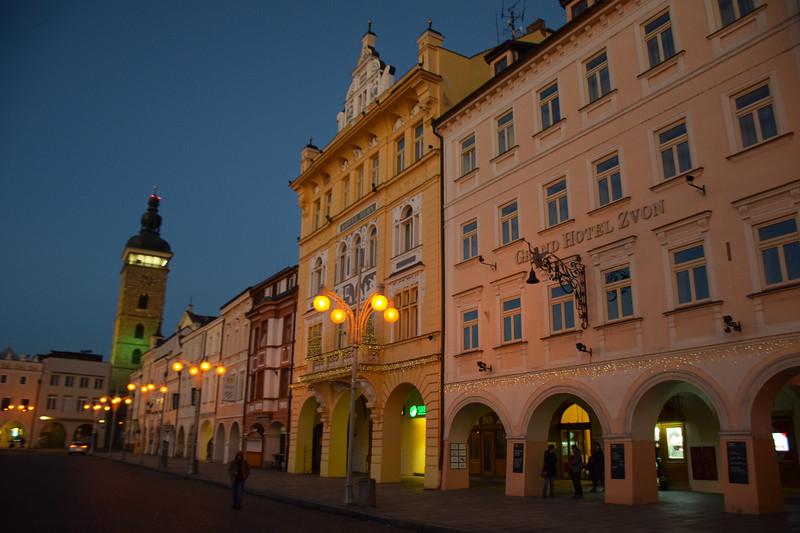 The Grandhotel Zvon