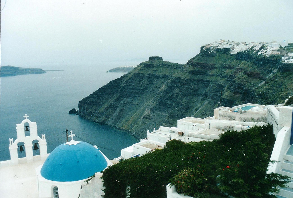 1999, Santorini Greece