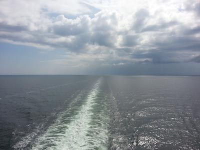 2013-07-10 At Sea