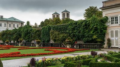 Salzburg: Mirabelle Palace Garden