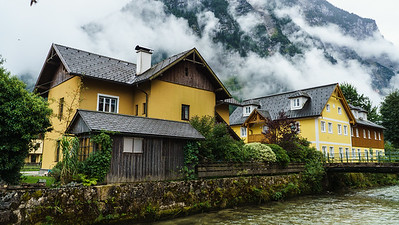 Austria: Hallstatt Homes