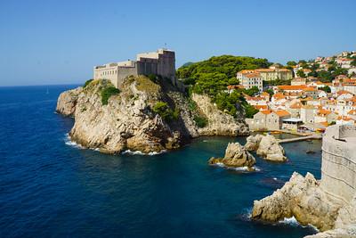 Dubrovnik: Fort Lovrijenac