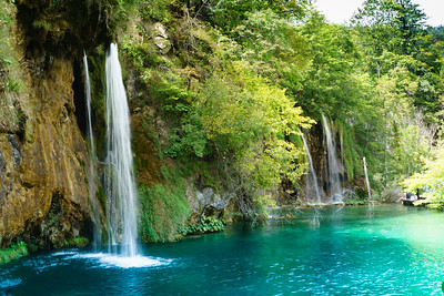 Plitvice: Waterfalls