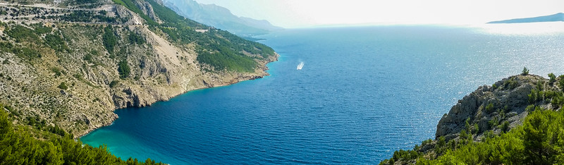 Croatia: Pisak Coastline