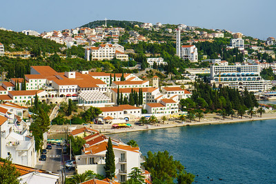 Bosnia: Neum Coastline