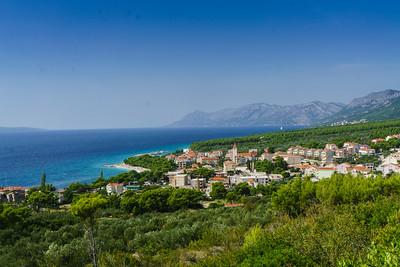 Croatia: Coastline