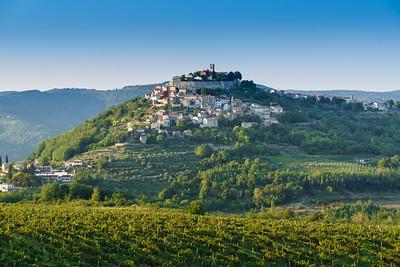 Motovun: Italian Hilltown in Croatia