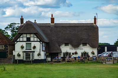 The Red Lion in Avebury, England