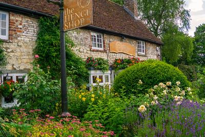 The Henge Shop in Avebury, England