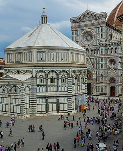Florence Baptistry & Duomo